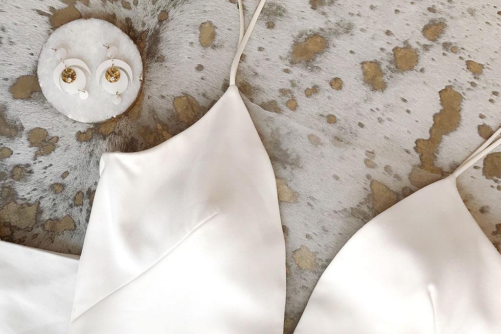 Minimalist bride accessory inspiration