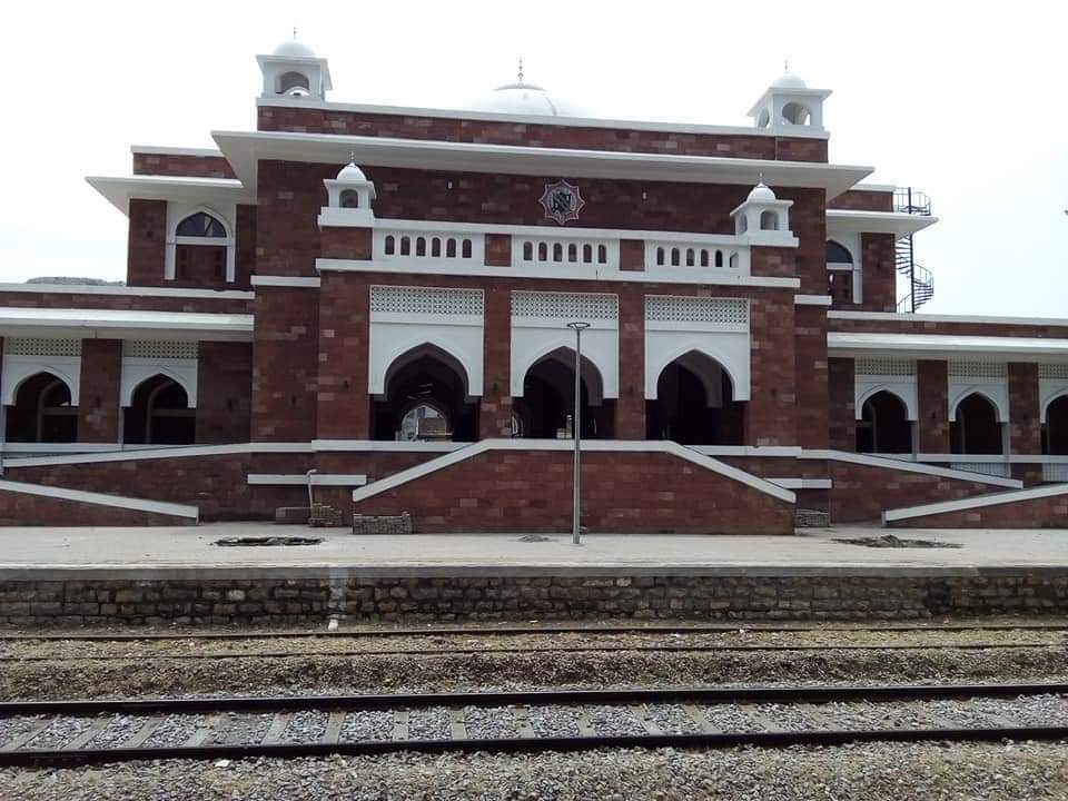 Hassan Abdal Railway Station