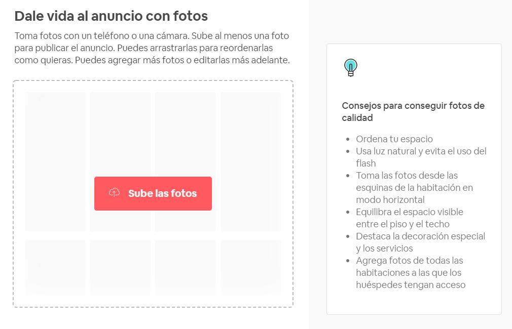 Cómo ganar dinero con Airbnb tomando fotos de tu casa