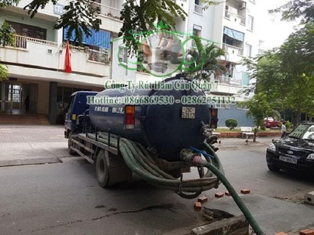 Khi nào bạn nên tìm đến dịch vụ rút hầm cầu quận 7 giá rẻ tại Trí Phát