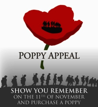 Remembrance poppy locations remembrance day poppy locations in usa publicscrutiny Image collections