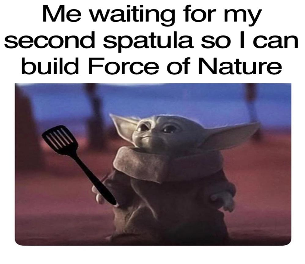 Image result for tft force of nature memes