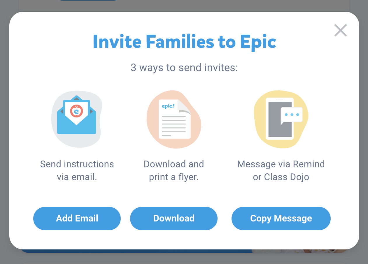 Epic School Free Access For Students At Home Back To School Epic