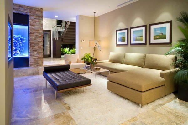 Dosis arquitectura hogar moderno y sofisticado en winter park for Casa jardin winter park