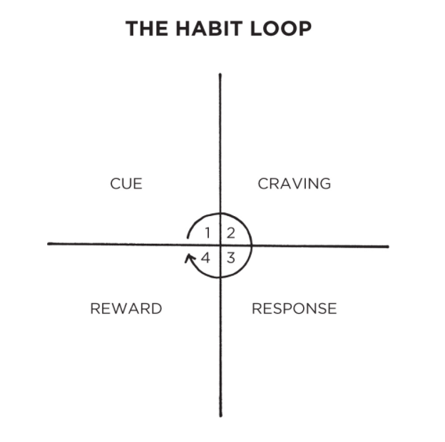 Atomic Habits - The Habit Loop