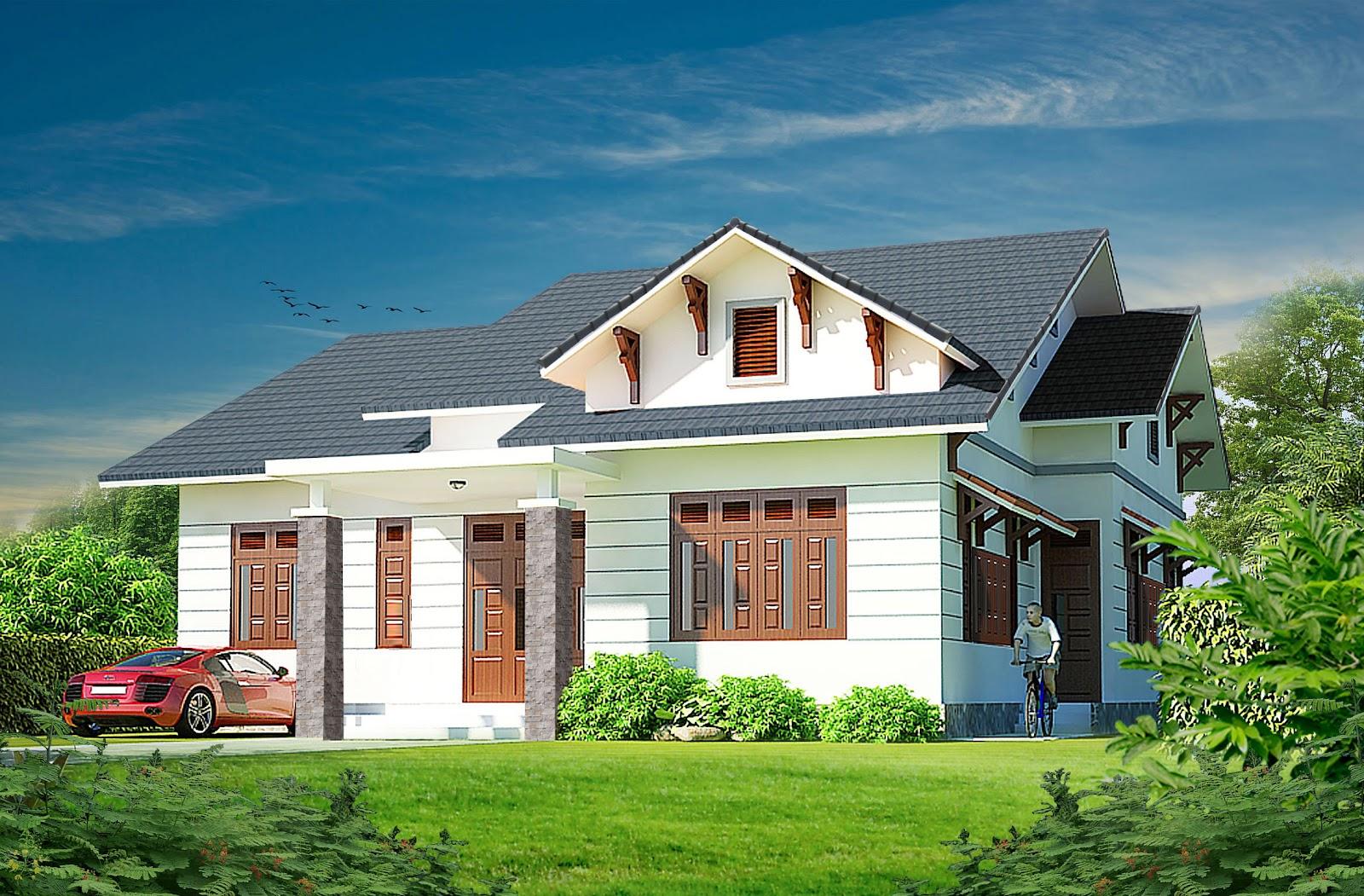 Sơn nhà loại nào tốt? Giúp căn nhà thêm hiện đại và tươi trẻ
