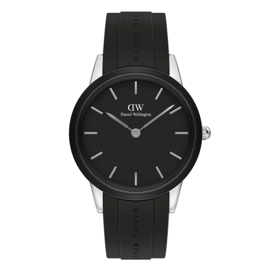 Iconic Motion 40 Silver Black