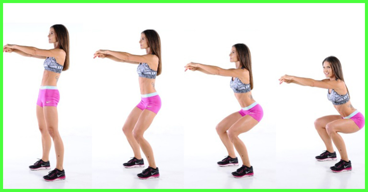 Beginners Workout - Squats