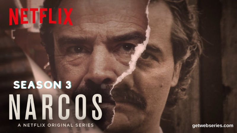 Index Of Narcos Season 3 best and top rated web series on netflix