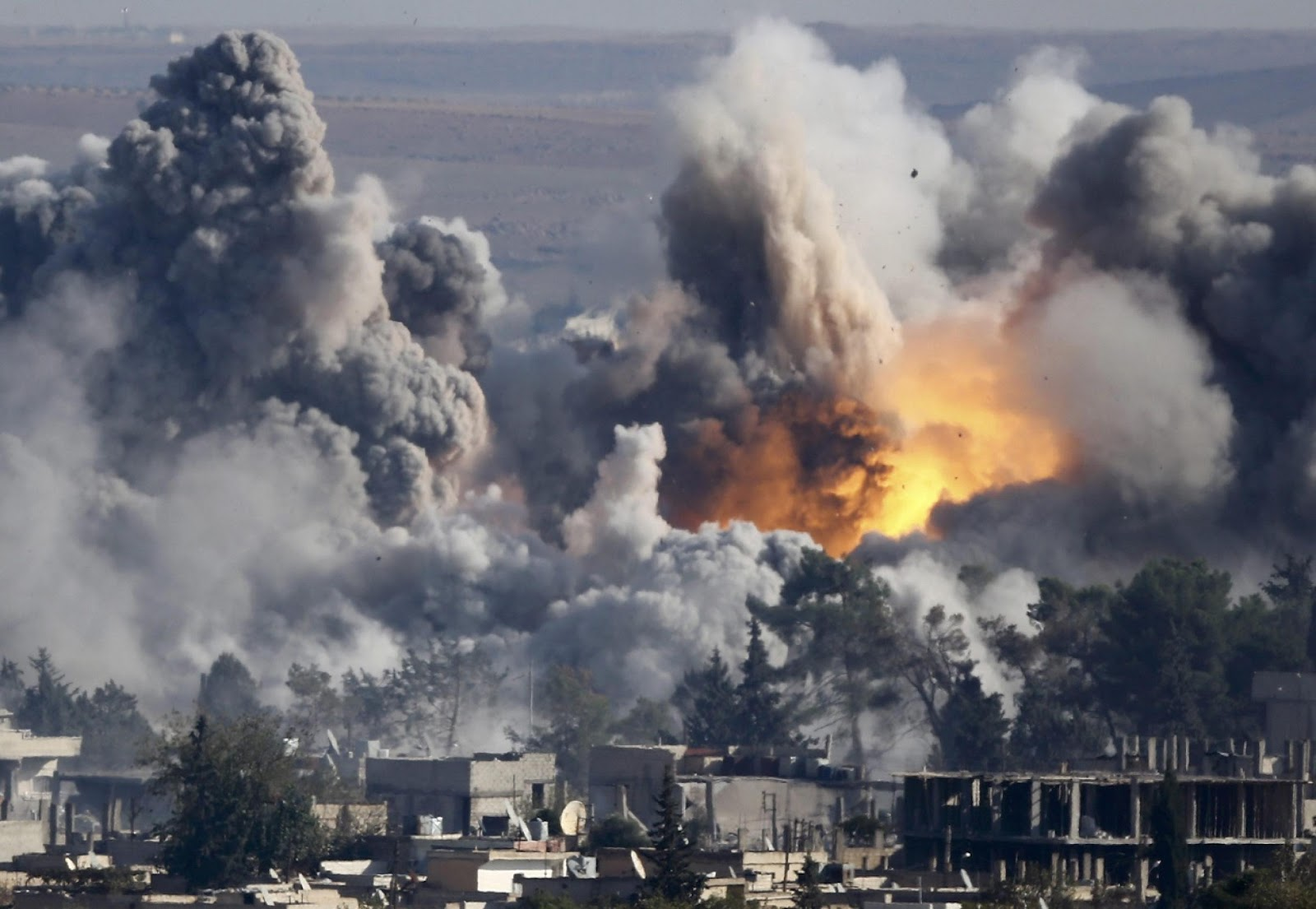 The US is killing more civilians in Iraq and Syria than it acknowledges |  by Richard Hall | GlobalPost Investigations