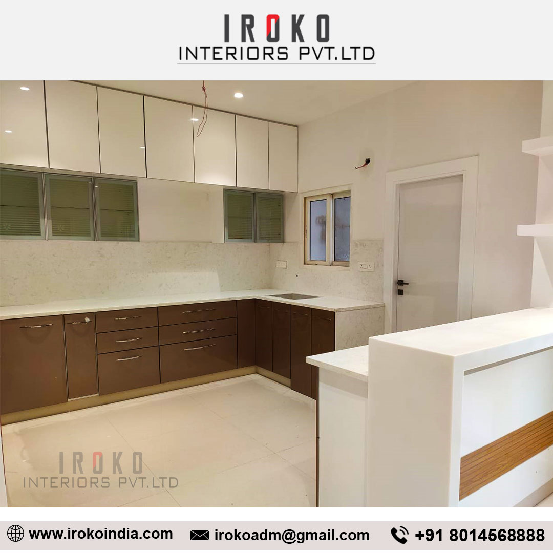 What Are the Types of Modular Kitchen Layouts and their benefits