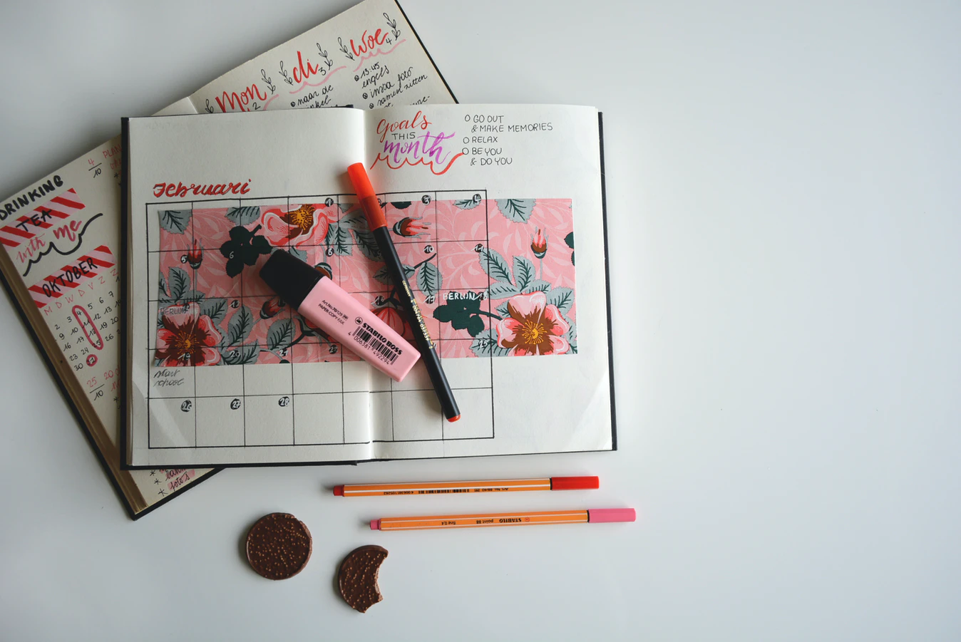 Bullet Journal Ideas and Printables to Keep Every Aspect of Your Life on Track