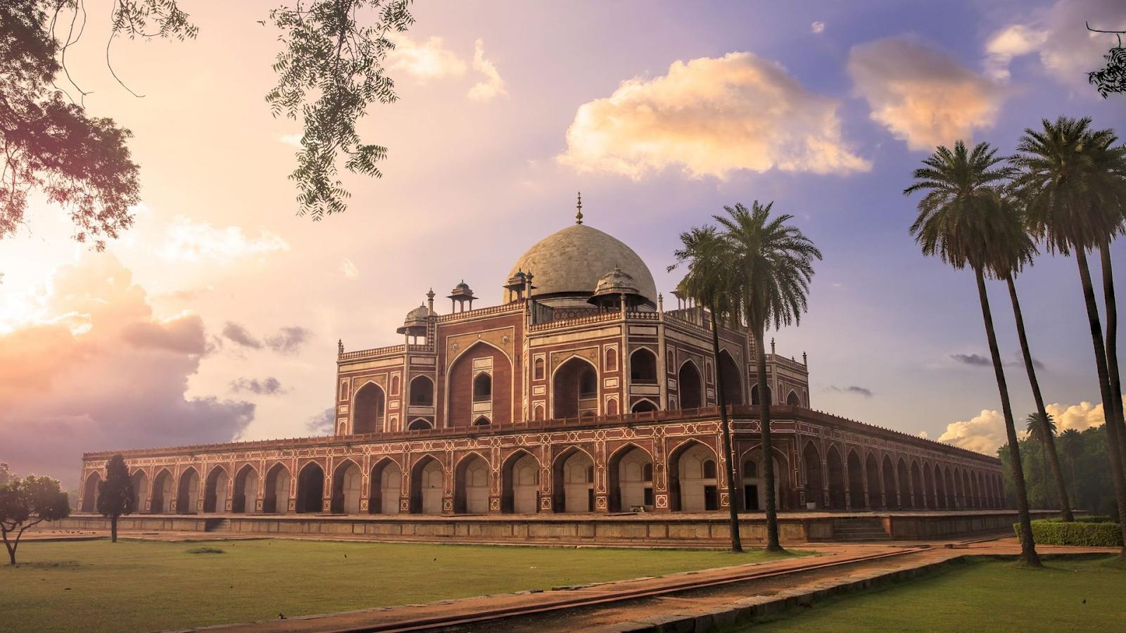 Luxury Tour to India