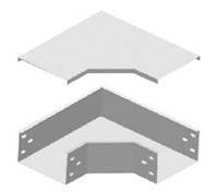 Khớp nối chữ L điều hướng máng cáp, máng cáp điện