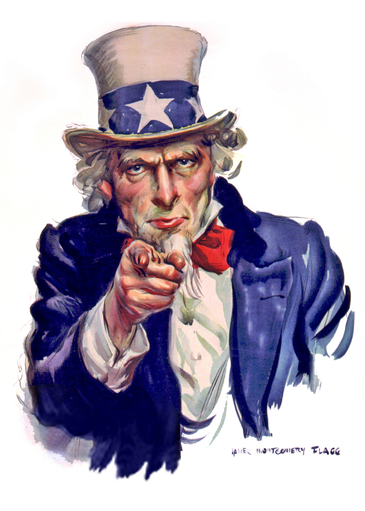 Uncle Sam I Want You - Poster Illustration | See the complet… | Flickr