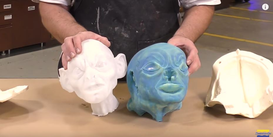 How To Make Hollow Resin Castings Using Smooth-Cast