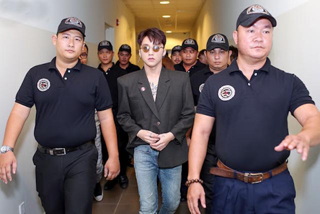 Nam Long sở hữu một đội ngũ vệ sĩ giàu kinh nghiệm