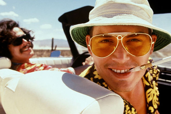 Image result for fear and loathing in las vegas movie