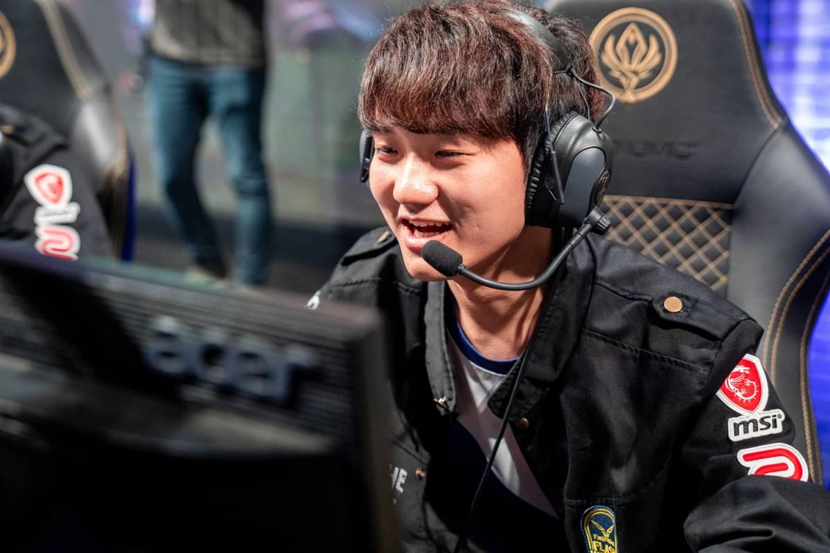Swordart đã được săn đón vào Câu lạc bộ thể thao điện tử Suning Trung Quốc vào năm 2018