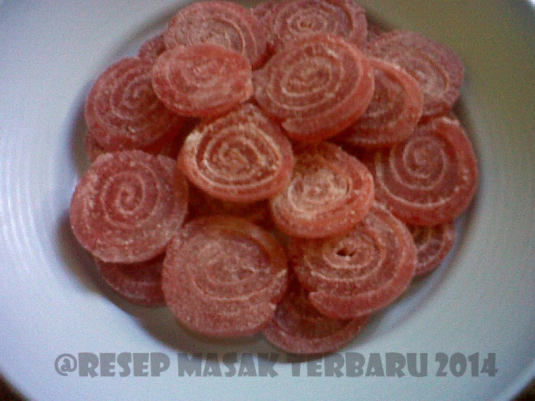 Permalink to Resep Cara Membuat Permen Jelly Roll