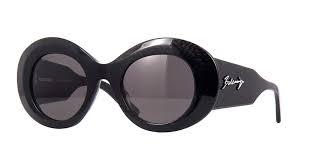 Balenciaga BB0120S 001 Grey Sunglasses | Pretavoir