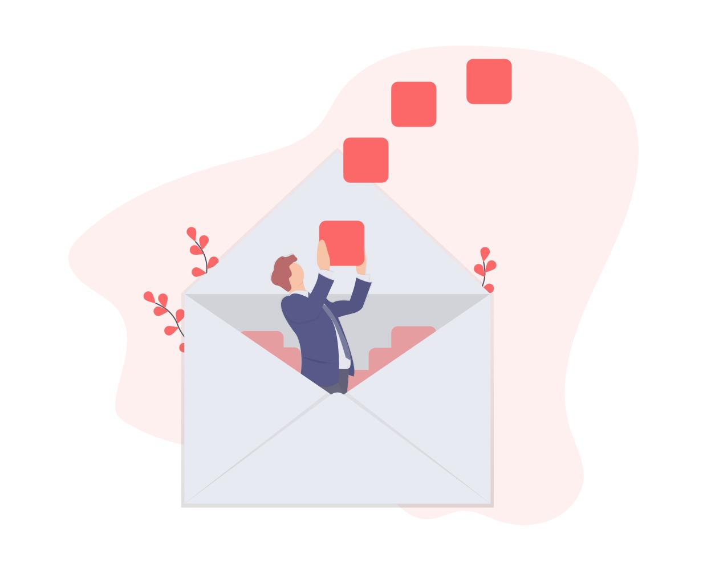 Sachbezogene Titel verwenden für emails