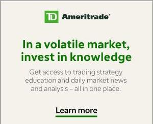 Ameritrade Programmatic Ad Example