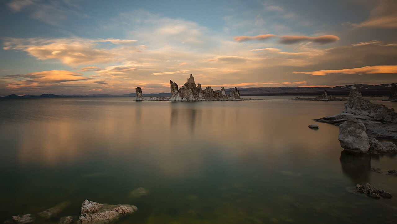 Jezioro Mono, USA