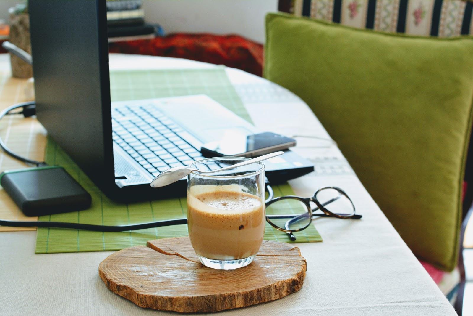 A home office setup. Photo by Djurdjica Boskovic on Unsplash
