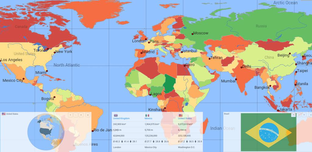 Windows 7 sun and moon world map 2900 full world map time zone world atlas map mxgeo pro apk learning app for geography infos about 240 download world gumiabroncs Choice Image