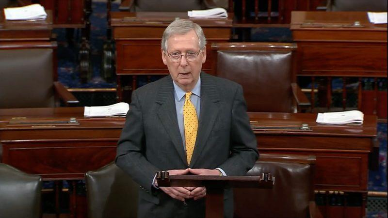 Mitch McConnel introduces the bill to legalize hemp in the US