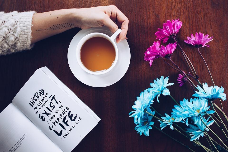 Business, Paper, Coffee, Table, Cup, Desktop, Tea