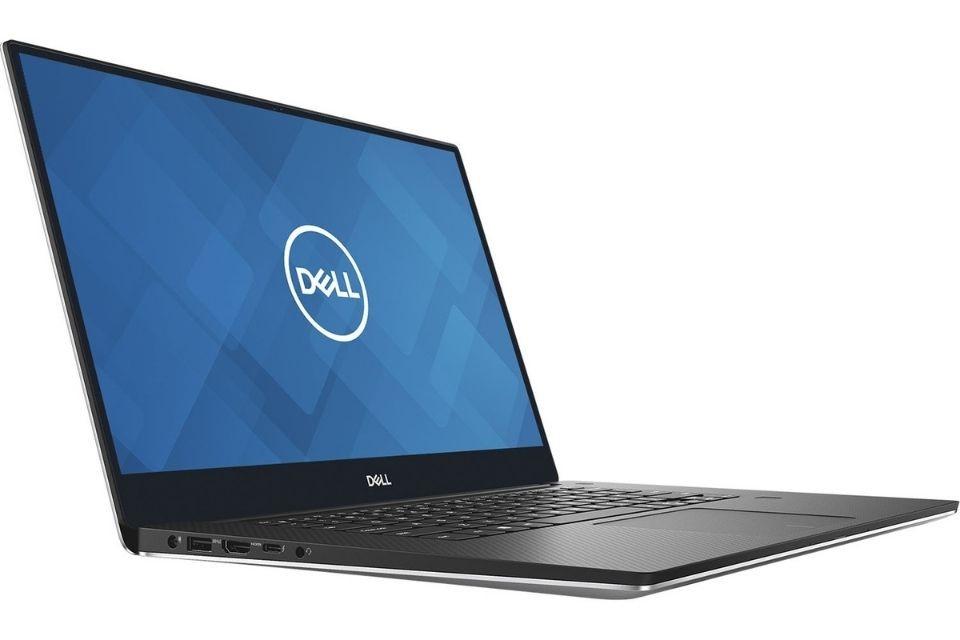 Laptop Dell XPS 7590 hiện đại