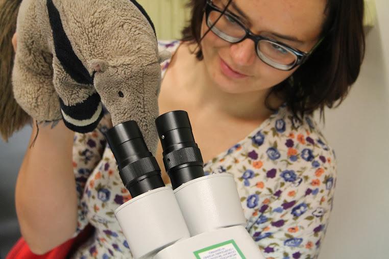 Jak dorosnę, zostanę naukowcem!