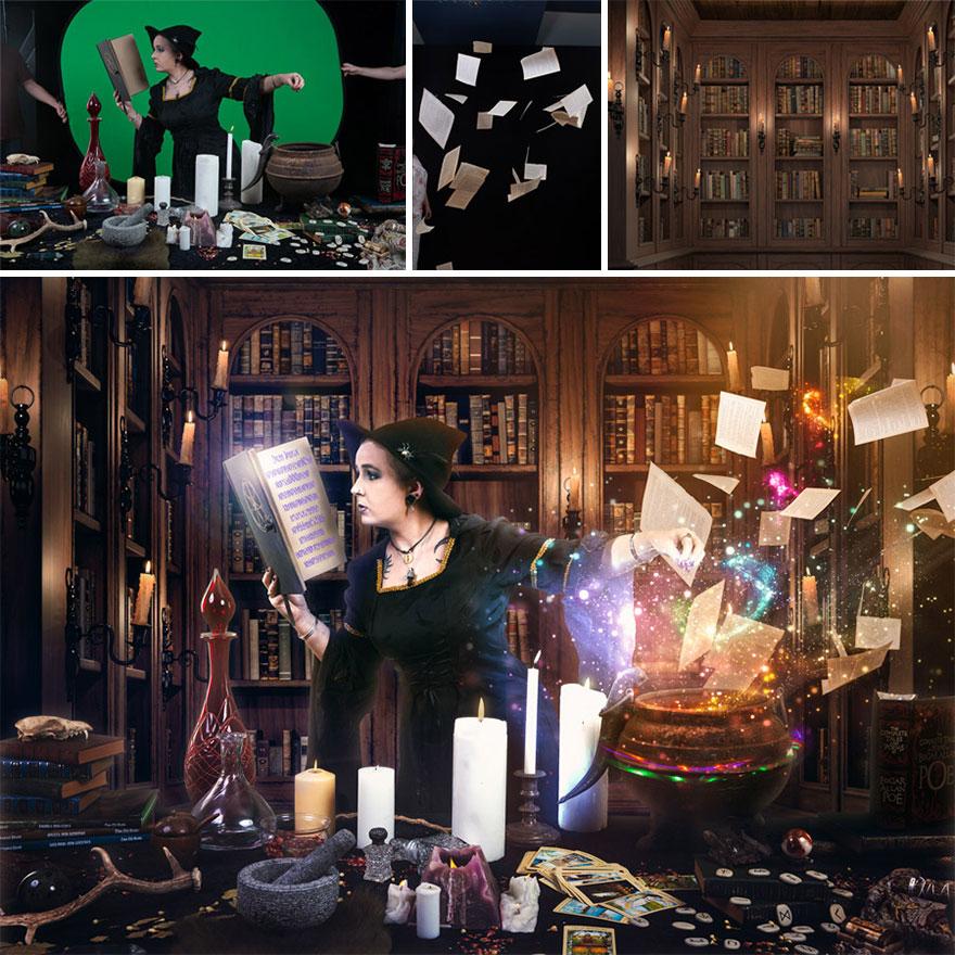"""Spellbound"" – Adding Special Effects"