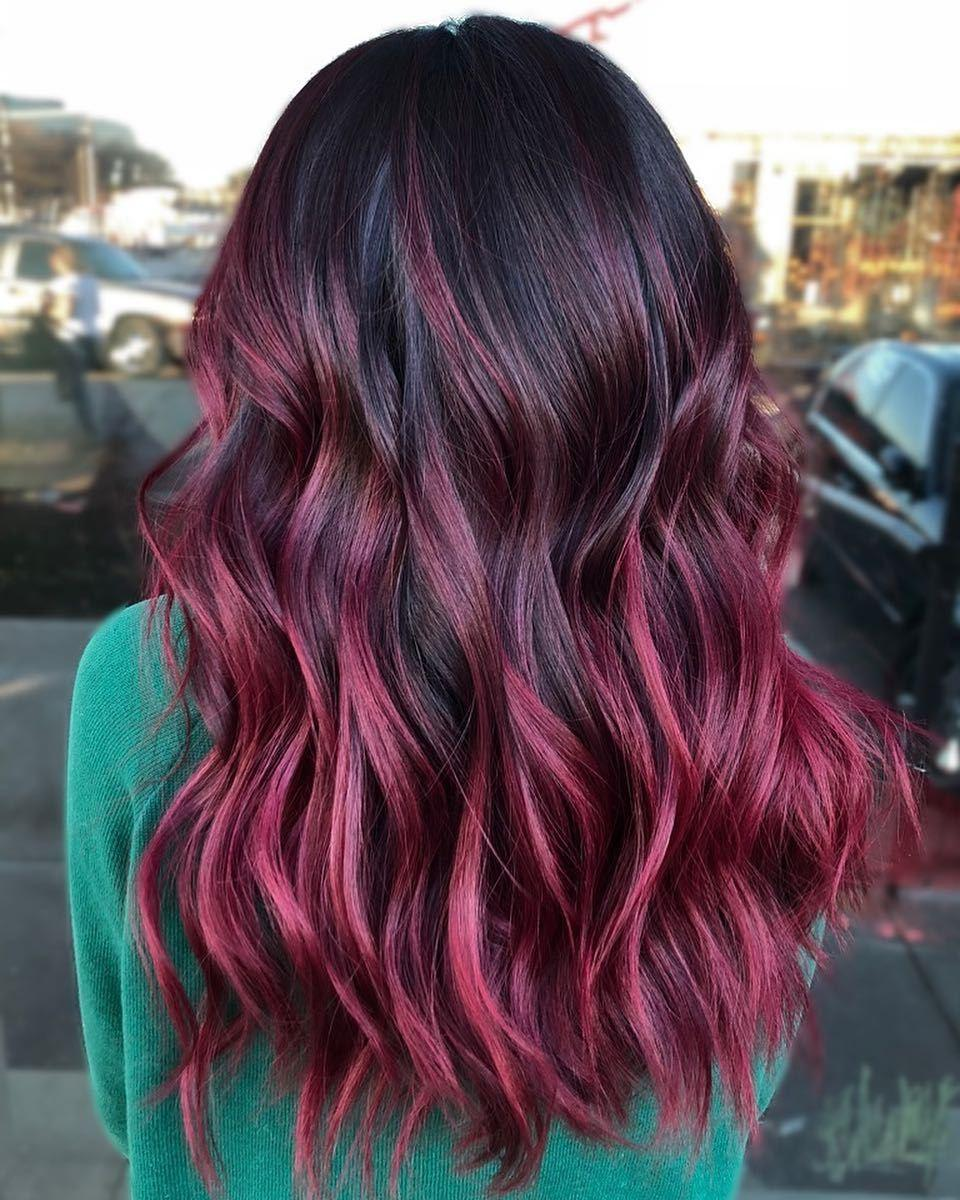 50 Beautiful Burgundy Hairstyles to Consider for 2021 - Hair Adviser
