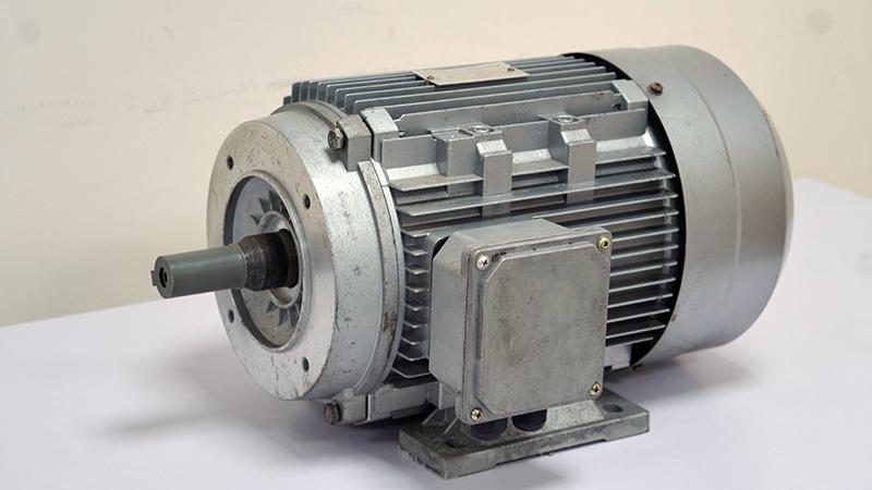 Motor cảm ứng từ của máy rửa xe gia đình