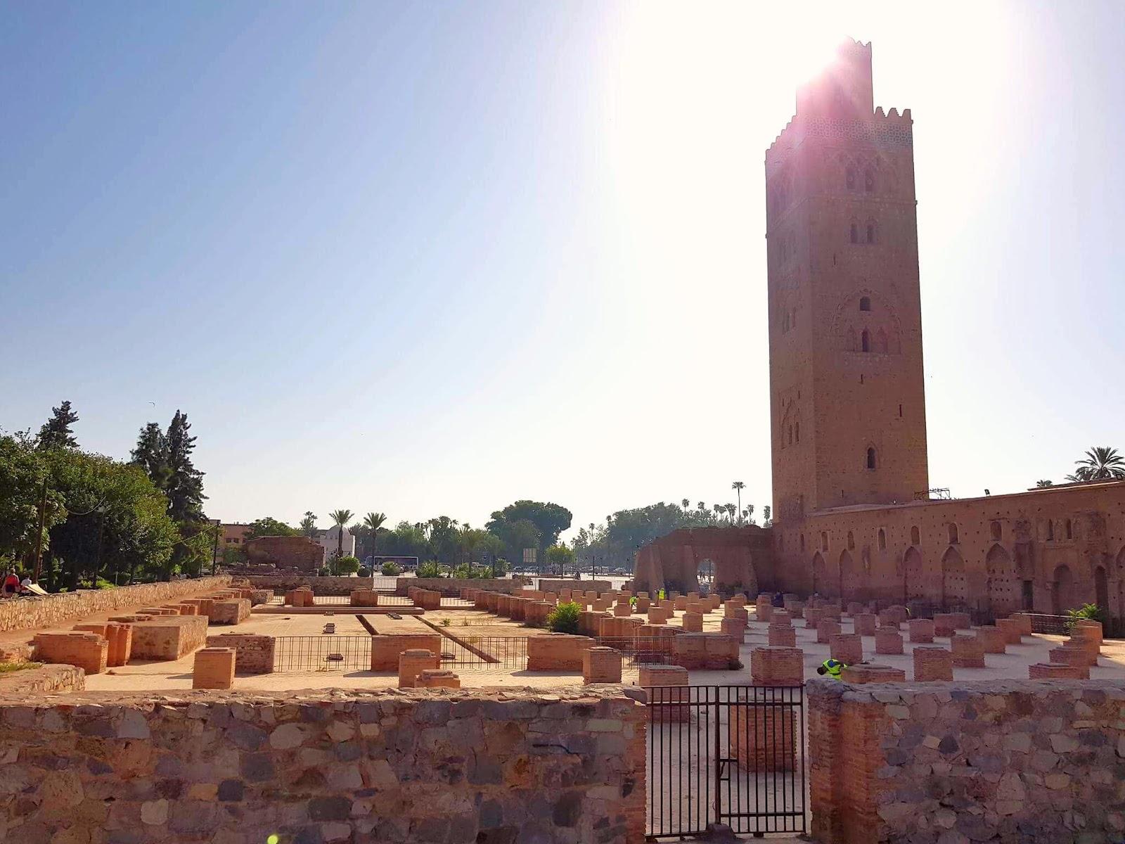 Ride in Marrakech Desert