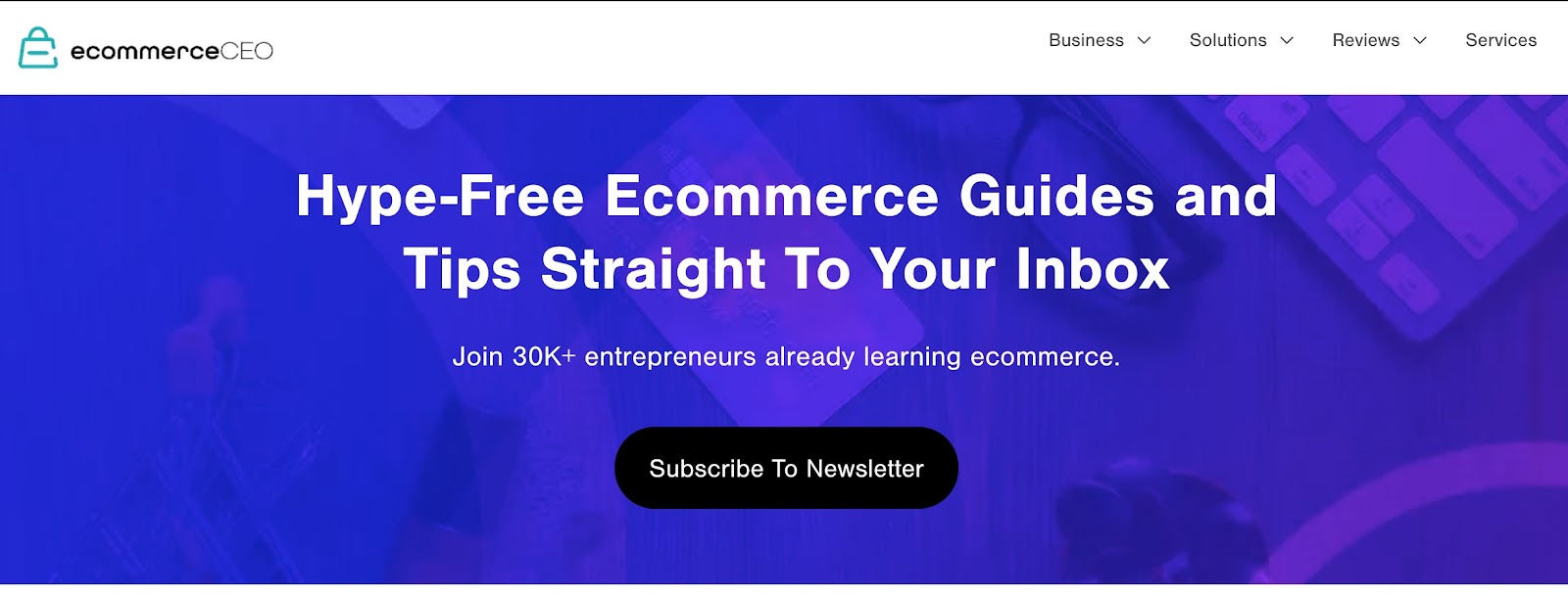 ecommerce ceo blog