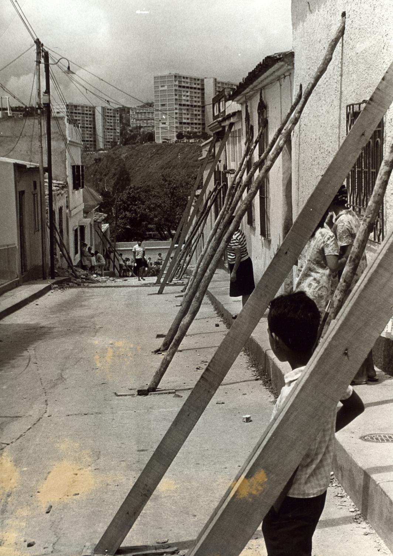 Catia - Terremoto 1967
