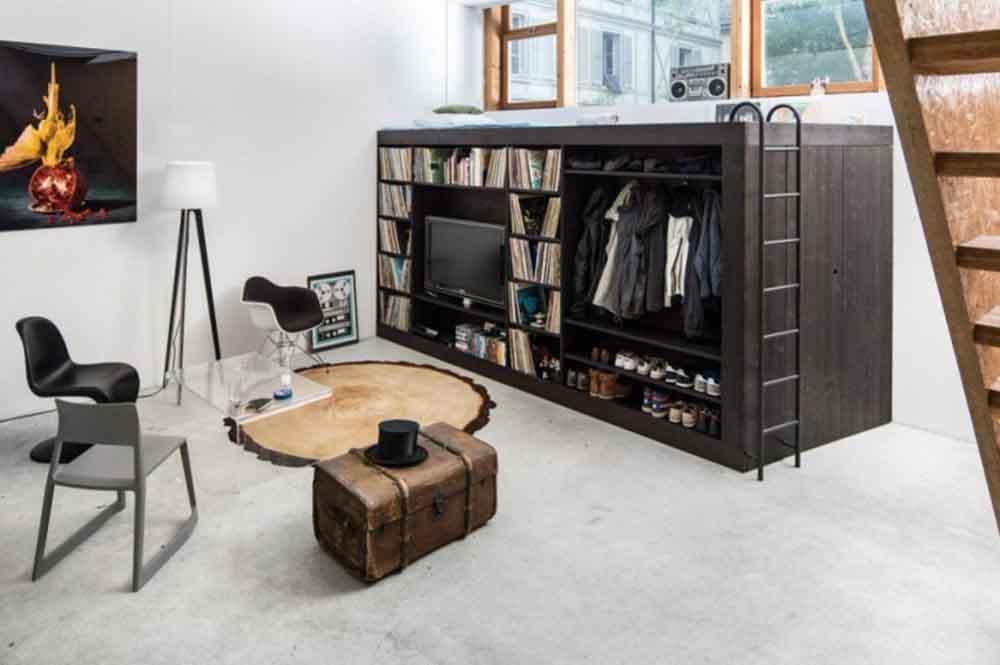 Ý tưởng nội thất tối giản xuyên suốt qua nhiều thiên niên kỷ
