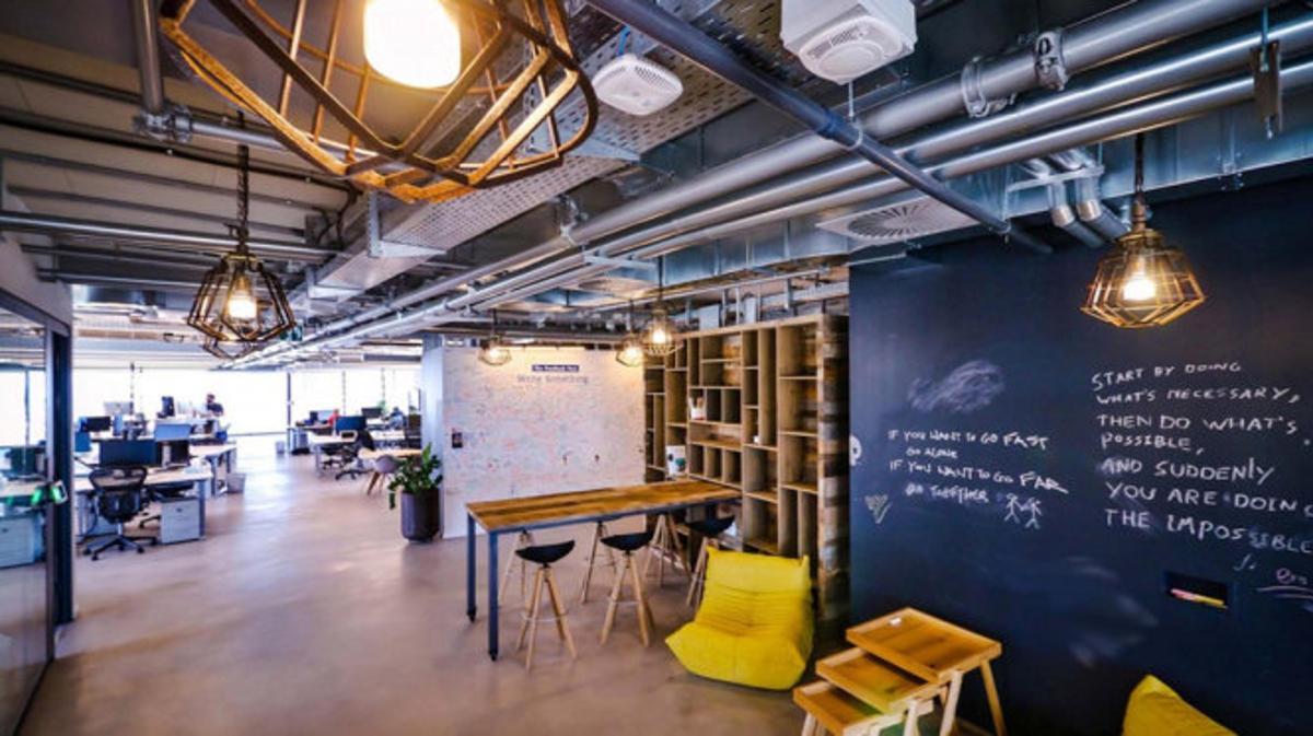 Văn phòng của Facebook ở Tel Aviv