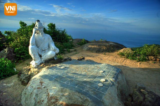 Ban Co Peak, Son Tra peninsula, Danang, Vietnam