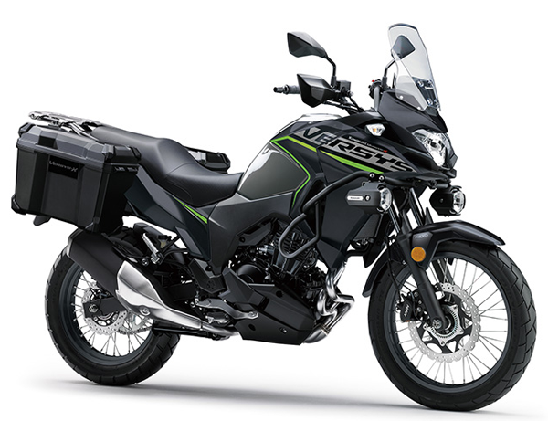 Kawasaki Versys-X 300 Tourer รถจักรยานยนต์ Touring Adventure น้องเล็กคันล่าสุดของทางค่าย1