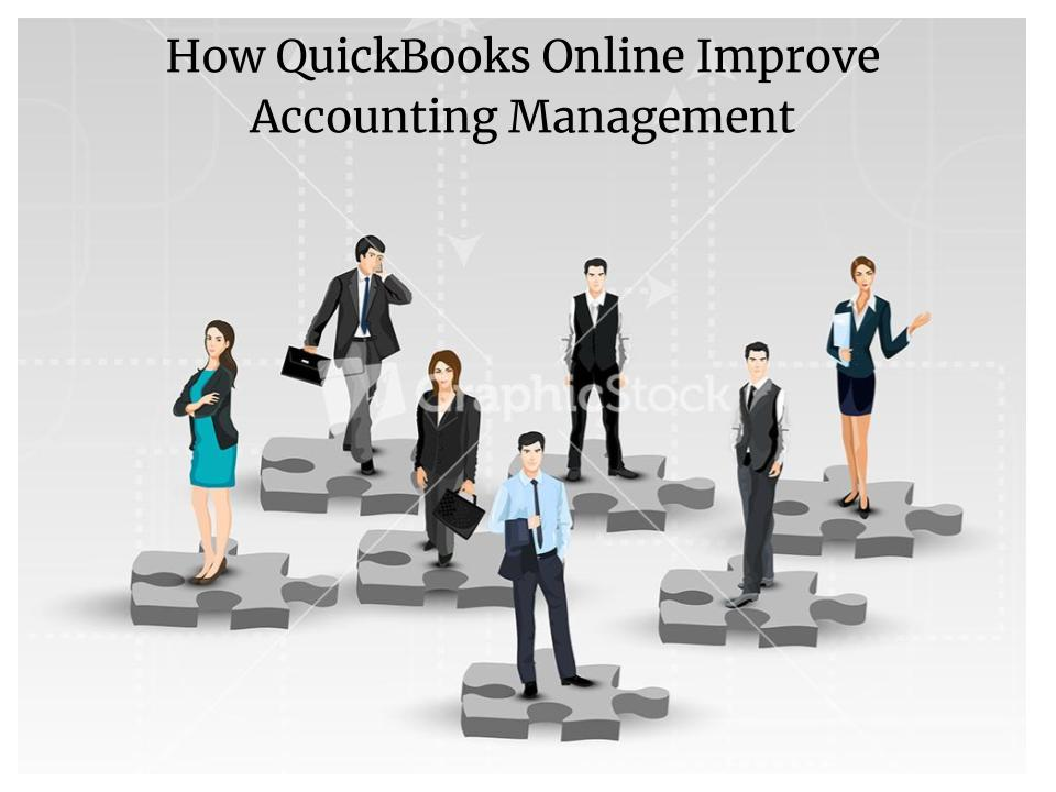 How QuickBooks Online Improve Accounting Management | Unique