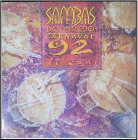 LP de 1992 - Acervo de João Perigo