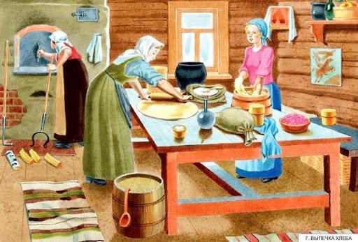Как наши предки выращивали хлеб - Емельянова Э. - Страница 3 - Узнай-ка!