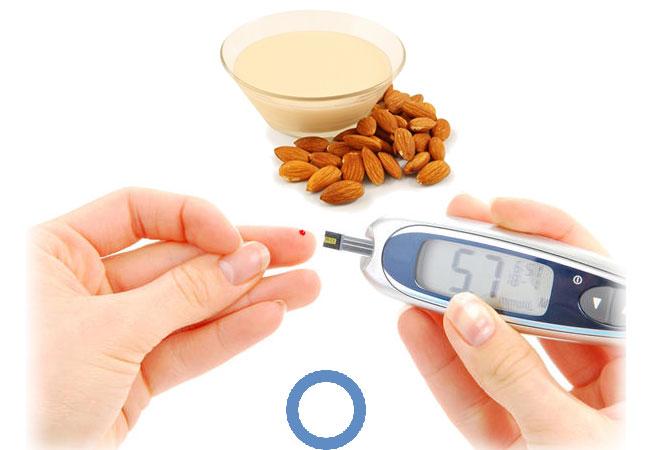 Lợi ích tuyệt vời của hạt hạnh nhân đối với bệnh tiểu đường