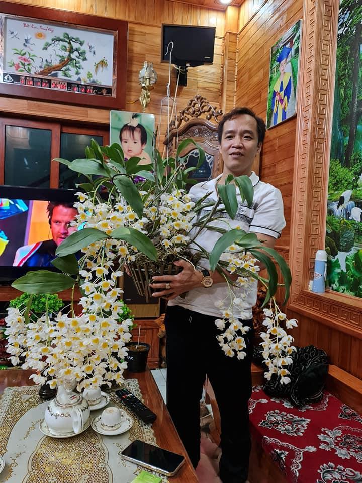 Chặng đường khởi nghiệp gian nan của ông chủ vườn lan nổi tiếng Bắc Ninh - Trương Cường - Ảnh 1