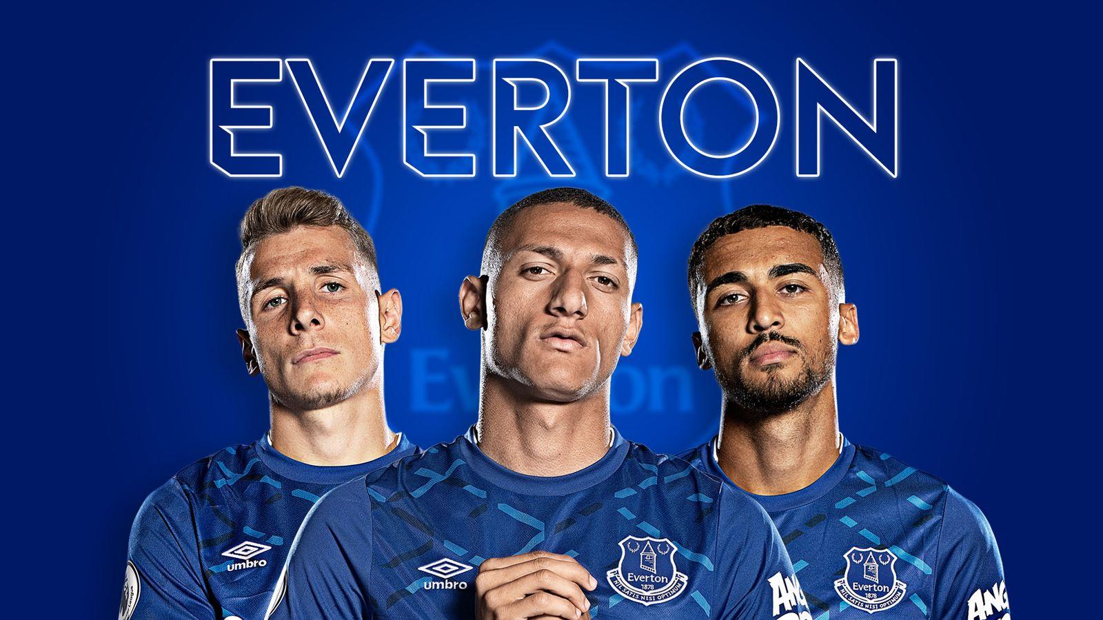 Everton cũng được tin tưởng sẽ giành ngôi vô địch